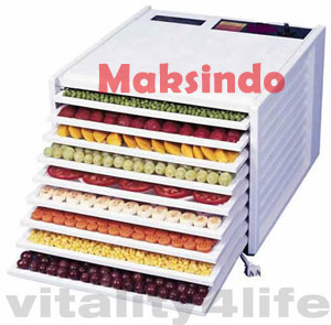Mesin Food Dehidrator
