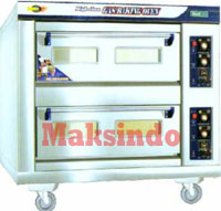 Jual Mesin Oven Pizza Gas di Malang