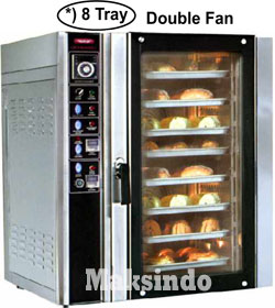 Jual Mesin Oven Roti di Malang