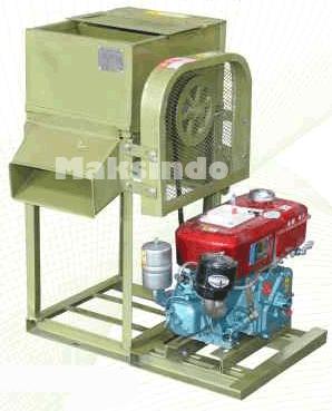 Mesin Pemipil Jagung Diesel
