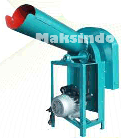 Mesin Pencacah Rumput Gajah Basah dan Kering (Import)