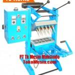Mesin Pencetak Cone 2