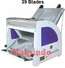 Mesin Pengiris Roti (39 Blades)