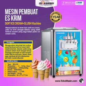Jual Mesin Es Krim (Soft Ice Cream) Lengkap di Malang