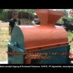 Video thumbnail for youtube video Jual Mesin Pemipil Jagung, Mesin Pipil Jagung, Mesin Perontok Jagung di Malang - Toko Mesin Maksindo di Malang