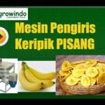 Video thumbnail for youtube video Jual Mesin Perajang Pisang ( Pengiris Pisang ) di Malang - Toko Mesin Maksindo di Malang
