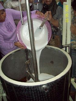 mesin pemasak dan pengaduk dodol 2 tokomesin malang