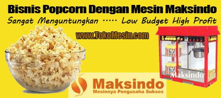 mesin popcorn 1 tokomesin malang