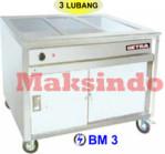 Jual Mesin Bain Marie Counter di Malang