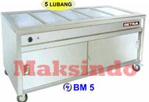 Jual Bain Marie Counter (Mesin Penghangat dan Pemajang Makanan Siap Saji) – TABLE di Malang