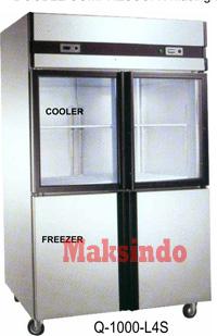 Mesin Combi Cooler-Freezer