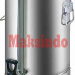 Mesin Cylinder Water Boiler