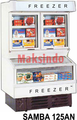 Mesin Freezer Double
