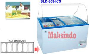 Jual Mesin Scooping Cabinet Untuk Es Krim di Malang