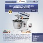 Jual Mesin Mixer Roti dan Kue Model Planetary di Malang