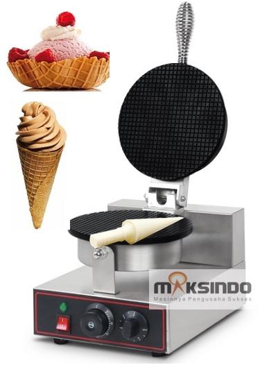Mesin Pembuat Cone Ice Cream (Cone Baker) 2 tokomesin malang