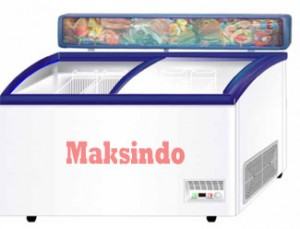 Jual Mesin Sliding Curve Glass Freezer di Malang