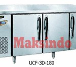 Mesin Stainless Steel Under Counter FREEZER  3