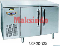 Mesin Stainless Steel Under Counter FREEZER