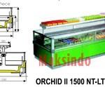 Mesin Supermarket Refrigeration Cabinet 10