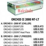 Mesin Supermarket Refrigeration Cabinet 11