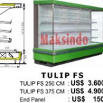Mesin Supermarket Refrigeration Cabinet 2
