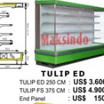 Mesin Supermarket Refrigeration Cabinet 3