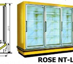 Mesin Supermarket Refrigeration Cabinet 6