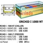 Mesin Supermarket Refrigeration Cabinet 8
