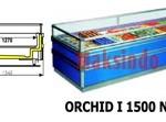 Mesin Supermarket Refrigeration Cabinet 9
