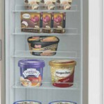Mesin Up Right Glass Door Freezer 2