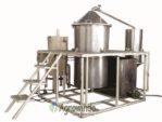Jual Mesin Destilasi Minyak Atsiri (Nilam, Cengkeh, Gaharu,dll) di Malang