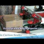 Video thumbnail for youtube video Jual Mesin Penyegel Karton Atas Bawah di Malang - Toko Mesin Maksindo di Malang