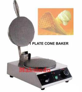 Jual Mesin Pembuat Cone (Cone Baker) Untuk Es Krim di Malang