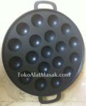 Jual Cetakan Kue Takoyaki / Lobayaki Bentuk Bulat di Malang