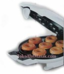 Jual Cetakan dan Pembuat Donut Elektrik di Malang
