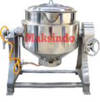 Jual Gas Tilting Kettle di Malang