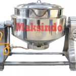 Gas Tilting Kettle 2