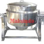 Gas Tilting Kettle 3