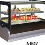 Mesin Countertop Cake Showcase 2