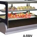 Mesin Countertop Cake Showcase 3