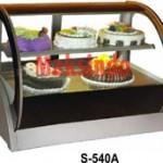 Mesin Countertop Cake Showcase 5