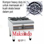 Mesin Gas Open Burner 5