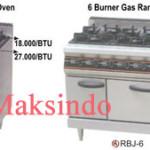 Mesin Gas Open Burner 7