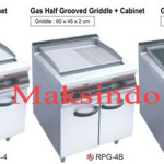 Mesin Gas Open Burner 8