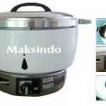 Mesin Gas Rice Cooker RRC dan Taiwan