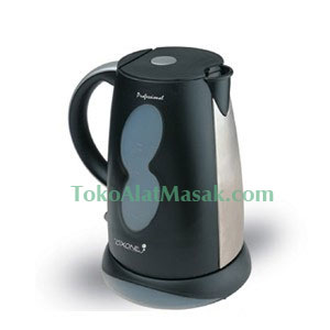 Mesin Kettle Pemasak Air