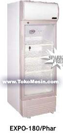Mesin Refrigerator Untuk Farmasi