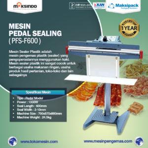 Jual Mesin Sealer Plastik Pedal Sealer di Malang