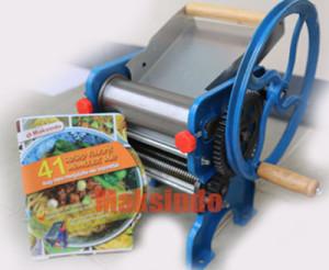 Harga Mesin Cetak Mie Manual yang Super Hemat